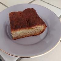 Gâteau à la banane (banana bread)